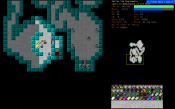 Tiles screenshot of a cleared Icecave portal vault
